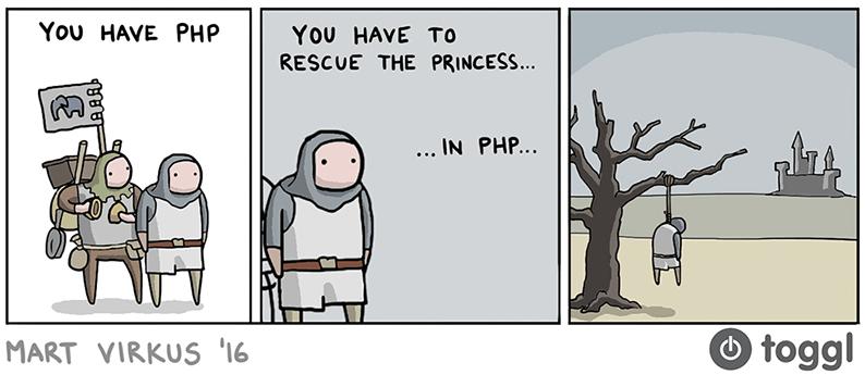PHP und seine Stärken